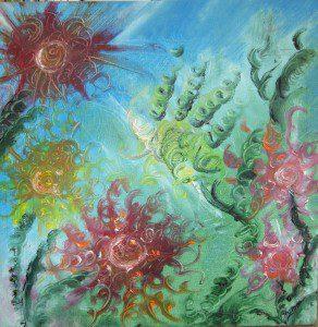 flores de otros mundos