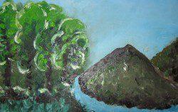 Pintura Mediumnica – Tranquilidad