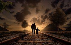 Camino de luz y amor